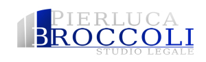 Pierluca Broccoli studio legale