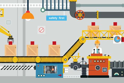 Attività di controllo sulla Sicurezza delle Macchine e sul rispetto della Direttiva Macchina