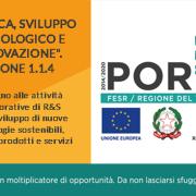 POR - FESR 2014-2020 REGIONE VENETO - Azione 1.1.4